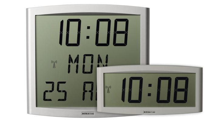 Цифровые часы серии CRISTAL