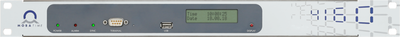 Серверы времени DTS / grandmaster