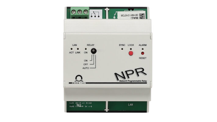 Сетевое программируемое реле NPR