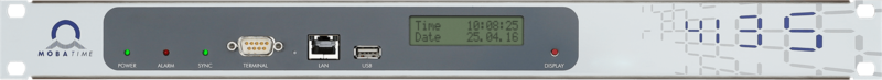Серверы времени серии DTS (Distributed Time System)