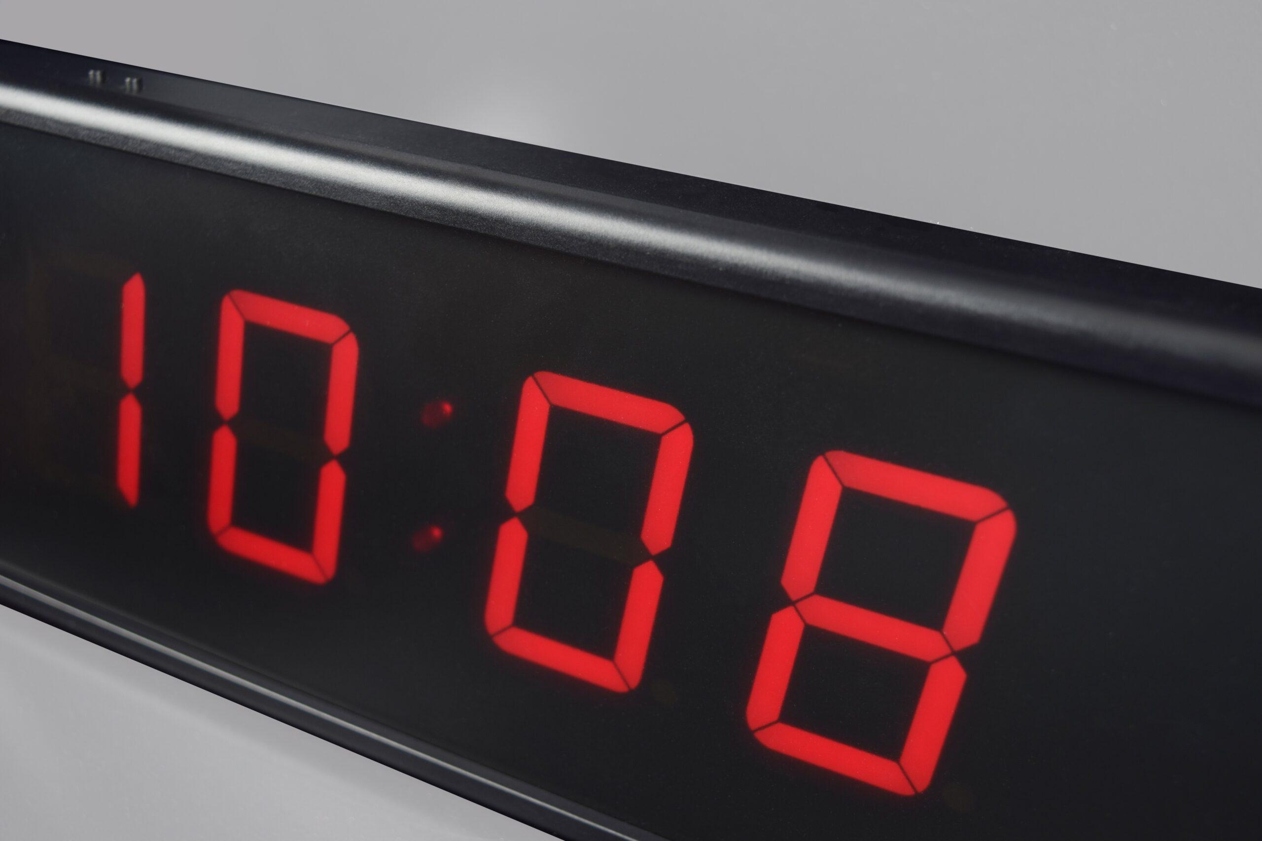Цифровые часы серии ECO-DC